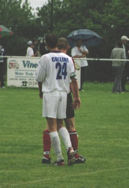 Guess the BTFC player behind Lee Collins