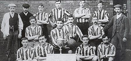 Buckley Town FC 1898