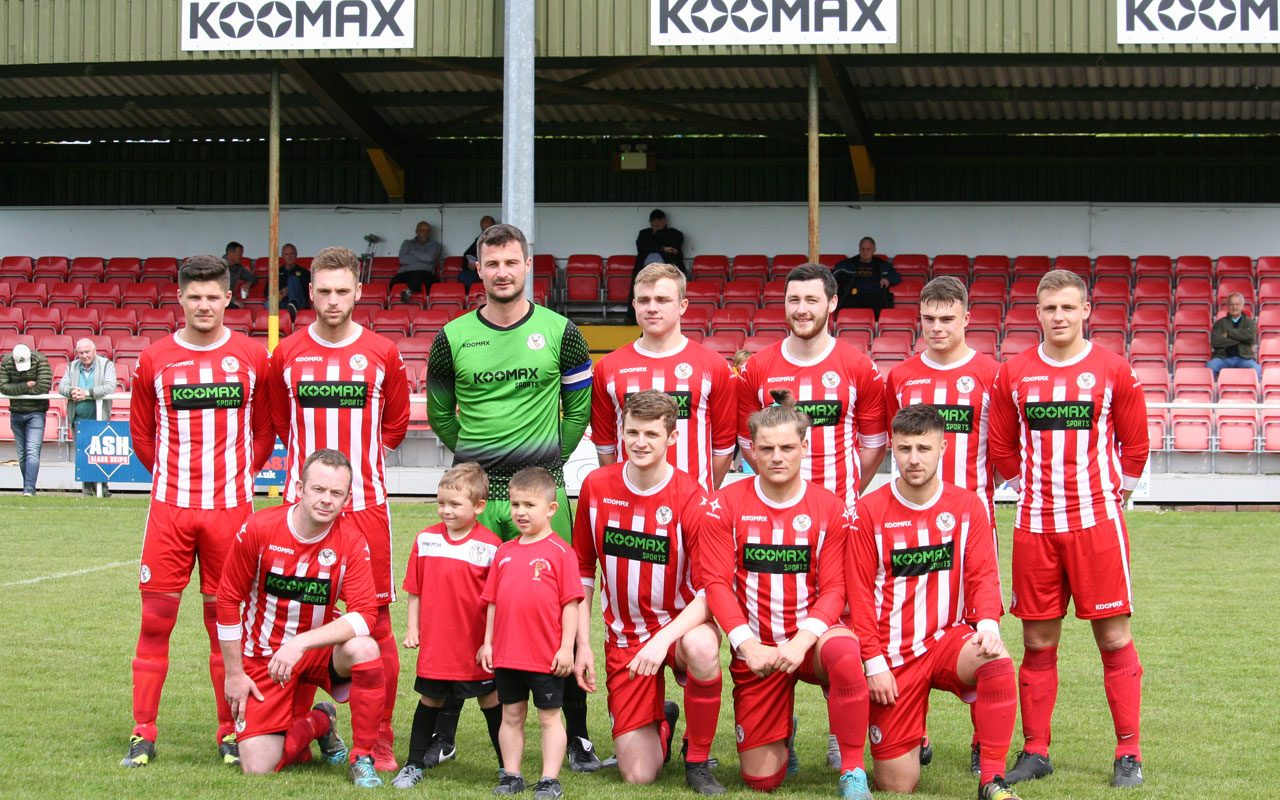 Buckley-Town-FC-Team