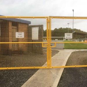 yellow-gates